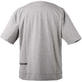 DIDRIKSONS Hermine T-shirt Dame grey melange